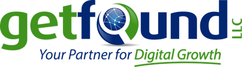 Get Found logo - Your partners for digital growth