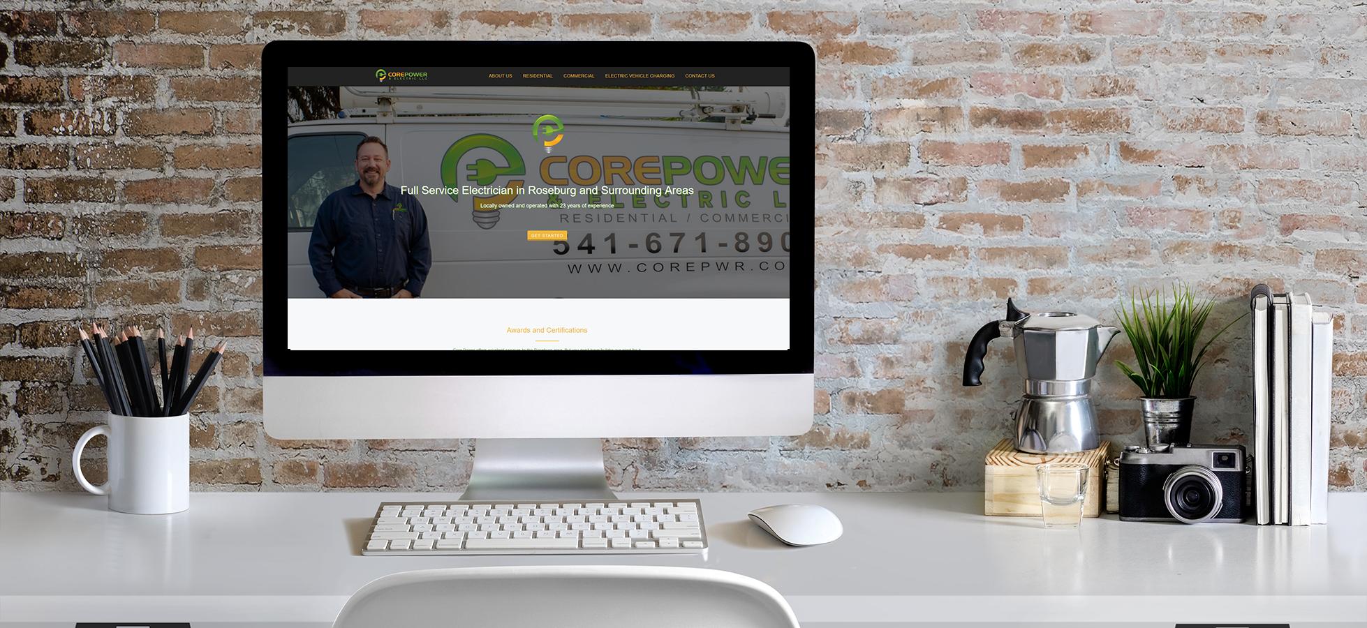 Professional Web Design in Eugene Oregon